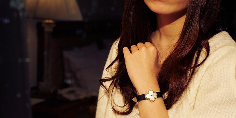 メンズもレディースも必見!ヴァンクリーフ&アーペルの腕時計