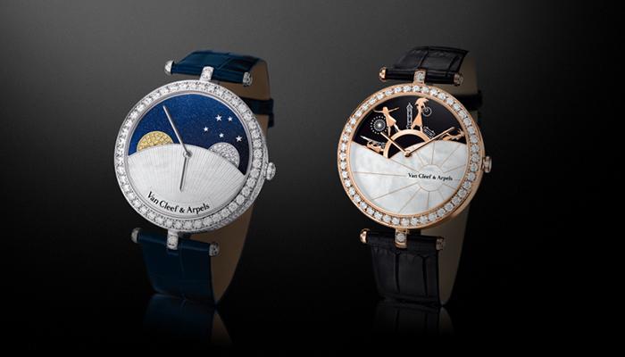 ヴァンクリーフ&アーペル 時計