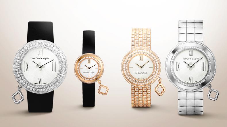 ヴァンクリーフ&アーペル 腕時計 チャーム