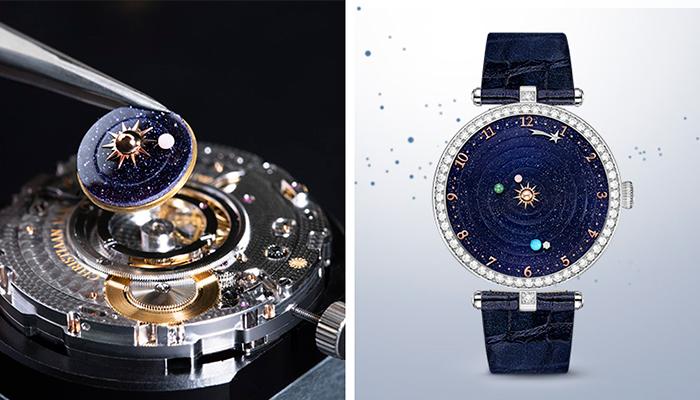 ヴァンクリーフ&アーペル 腕時計