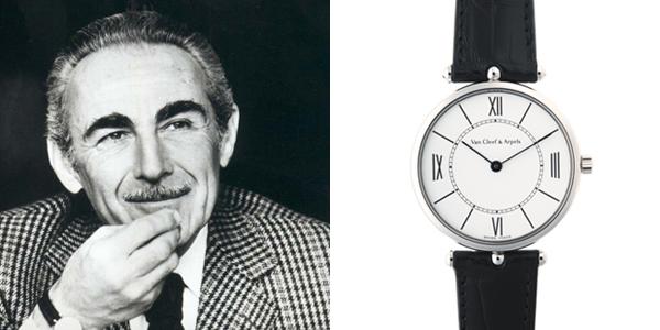 ヴァンクリーフ&アーペル 腕時計 ピエールアーペル49
