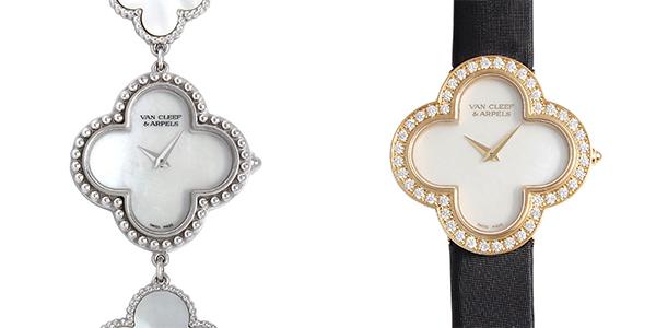 ヴァンクリーフ&アーペル アルハンブラ 腕時計