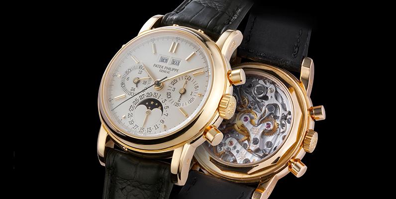 世界三大腕時計ブランドの魅力。パテックフィリップ、オーデマピゲ、ヴァシュロンコンスタンタン