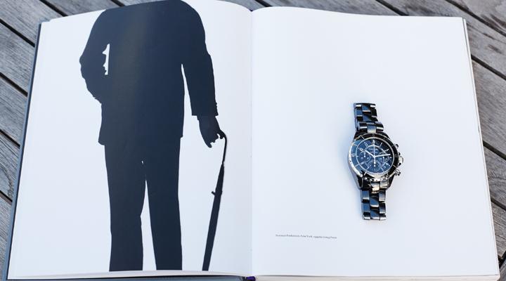 かっこいい時計 シャネル J12