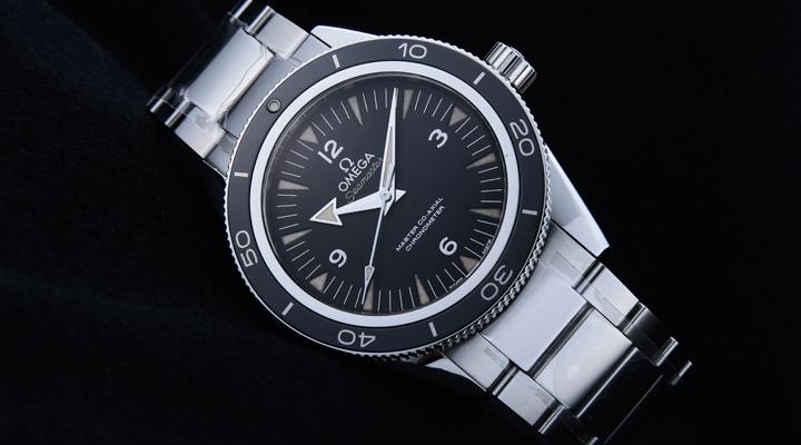 かっこいい時計 オメガ シーマスター