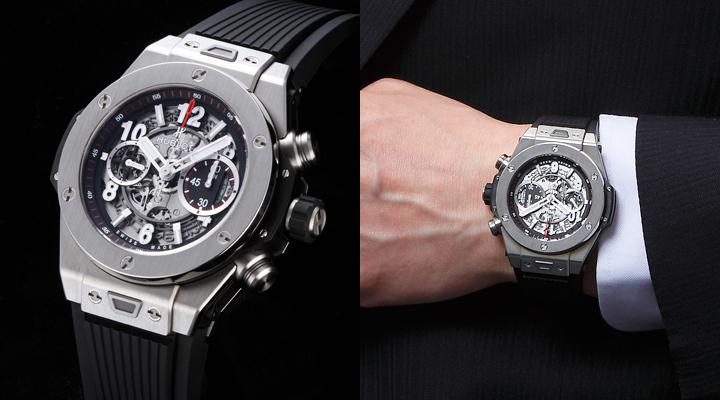 かっこいい時計 ウブロ ビッグバン