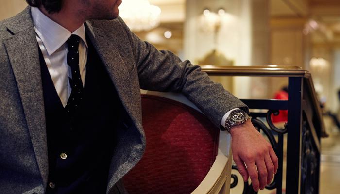 彼氏へのクリスマスプレゼント 高級腕時計 タグホイヤー