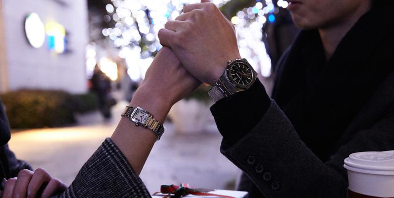 銀座で働く男性に聞いた!彼氏・旦那が絶対に喜ぶクリスマスプレゼント(高級時計編)