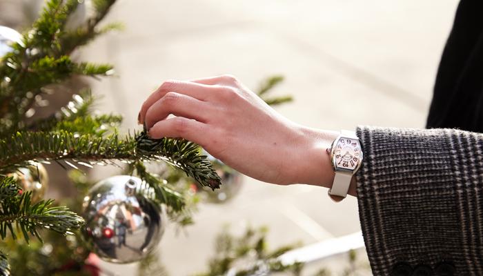 彼女が絶対喜ぶクリスマスプレゼント 高級腕時計 フランクミュラー