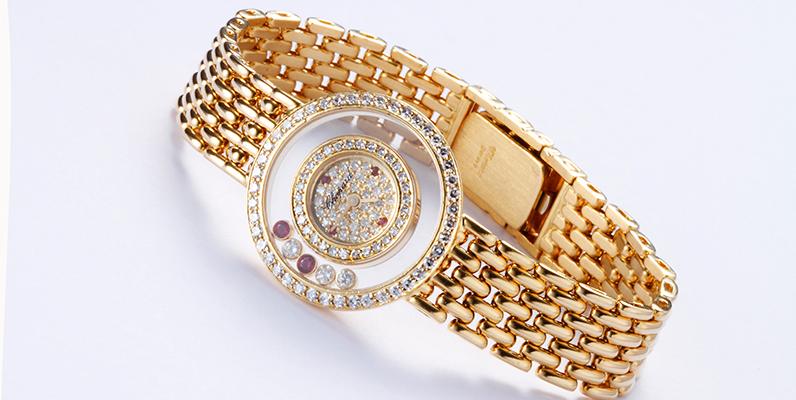 女心をくすぐる腕時計・ショパールの人気モデル8選!