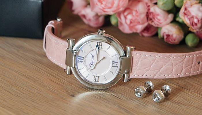 huge selection of 677c7 63948 女心をくすぐる腕時計・ショパールの人気モデル8選! | 腕時計 ...