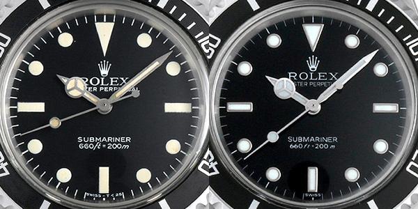quality design 3b386 c42c5 ロレックス サブマリーナ5513 歴代のモデルを全て紹介 ...