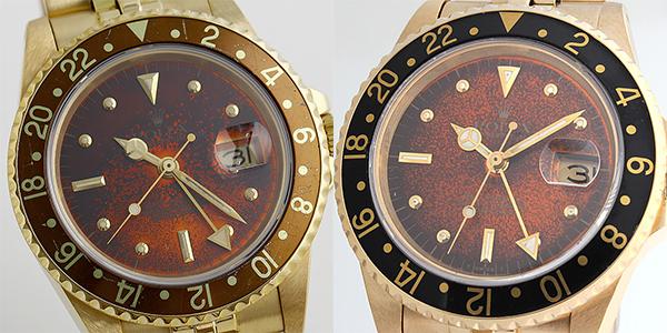 ロレックス GMTマスター 16758 フジツボ/トロピカル