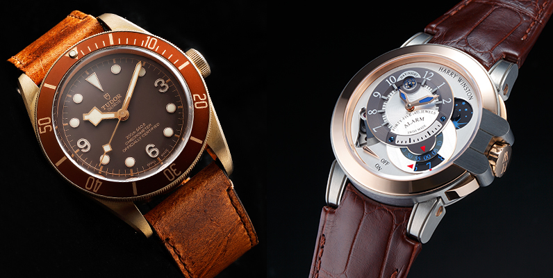 傷がつきにくい時計の素材は?