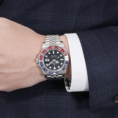 factory price fad86 35e8c ロレックス GMTマスターII 今買うならどのモデル? | 腕時計総合 ...