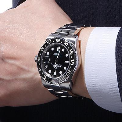 factory price 6e4f2 3db11 ロレックス GMTマスターII 今買うならどのモデル? | 腕時計総合 ...
