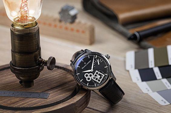 モーリスラクロア 機械式時計