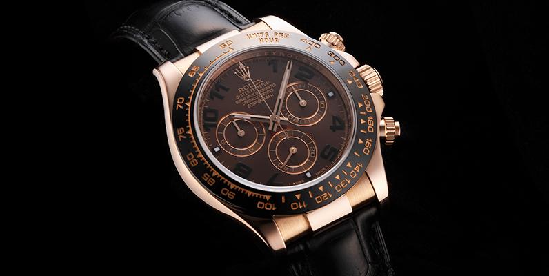 best loved 4648a d847e デイトナ 116515LN 革ベルトVSラバーベルト徹底比較! | 腕時計 ...