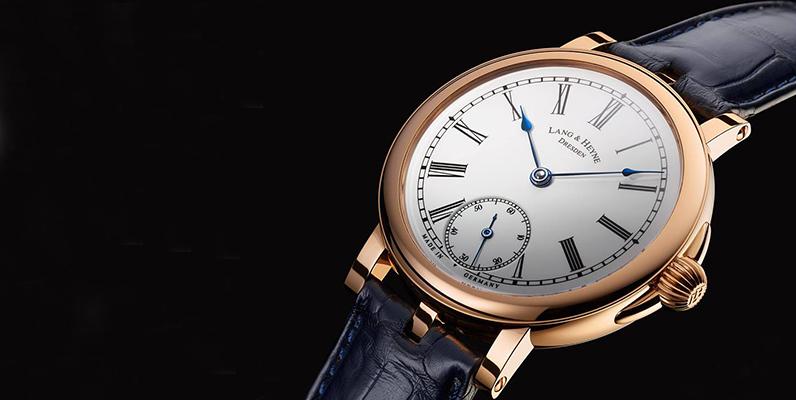 ドイツ時計の知られざる名作「ラング&ハイネ」