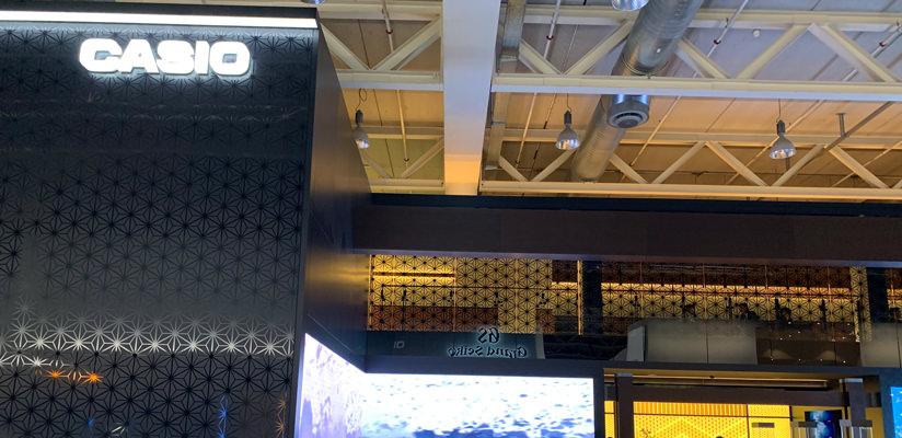速報!バーゼルワールド2019 カシオ新作モデルを発表!