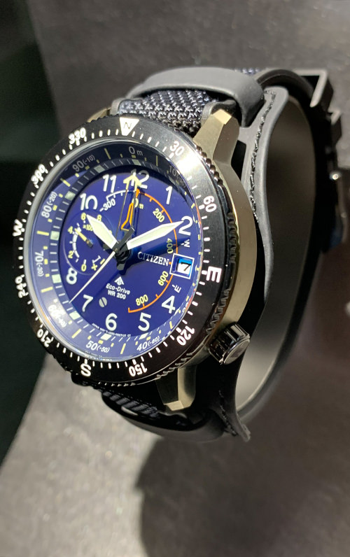 シチズン Eco-Drive ALTICHRON 30th Anniversary Limited Edition 2019年新作 画像2