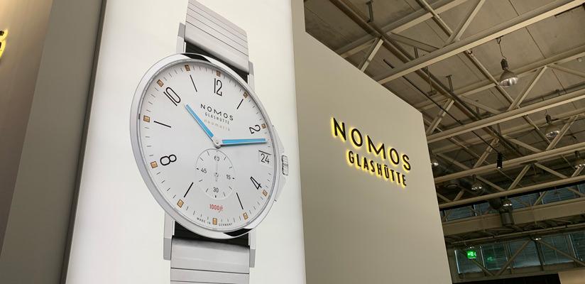 速報!バーゼルワールド2019 ノモス新作モデルを発表!