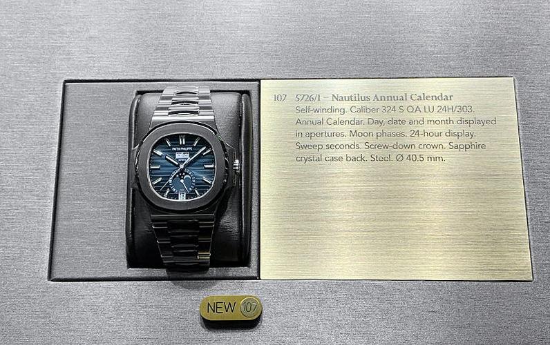 premium selection 3644f 4f489 速報!バーゼルワールド2019 パテックフィリップ新作モデルを ...