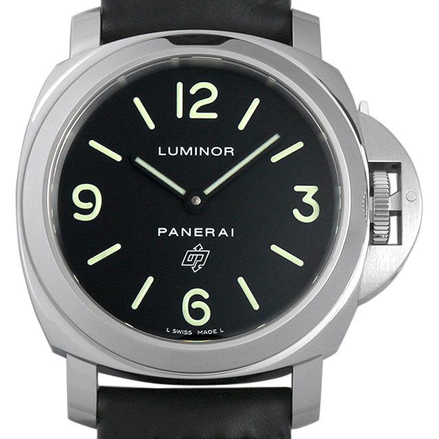 パネライ ルミノールベース ロゴ PAM01000