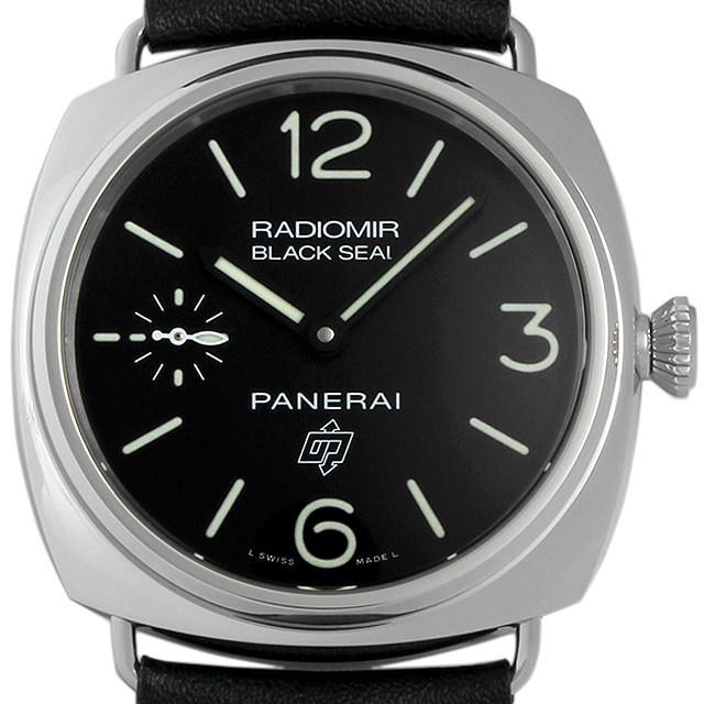 パネライ ラジオミール ブラックシール ロゴ PAM00380