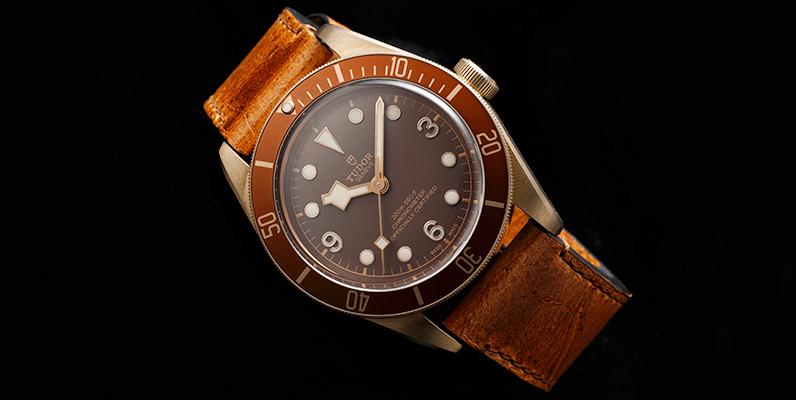 ヴィンテージ感溢れる「ブロンズ」が使われた時計8選