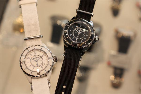 ナイロンベルト 時計