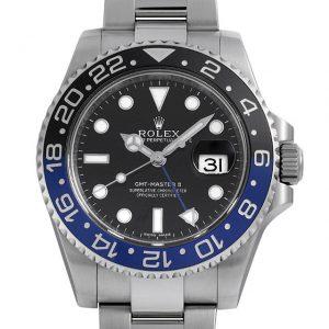 GMTマスターII 116710BLNR