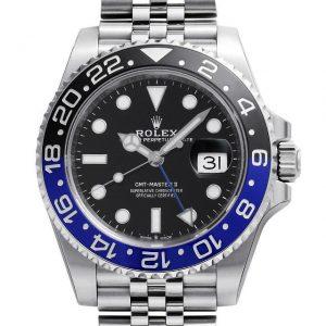 GMTマスターII 126710BLNR