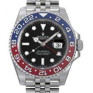 GMTマスターII 126710BLRO