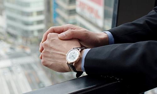 ビジネス時計 ブレゲ