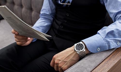 ビジネス時計 オーデマピゲ