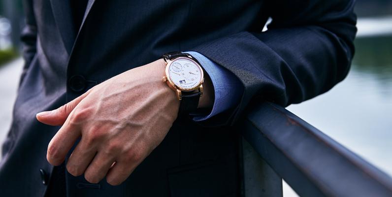 ゴールド 時計