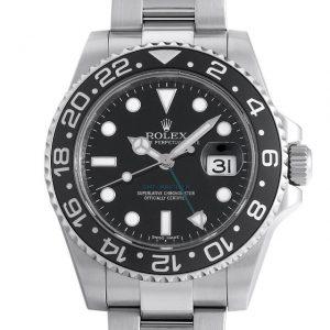 ロレックス GMTマスターII 116710LN