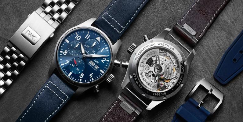 速報!2021年IWC新作モデルを発表!by Watches & Wonders Geneve