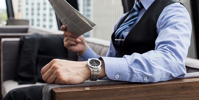 世界的企業のCEOの時計をまとめました