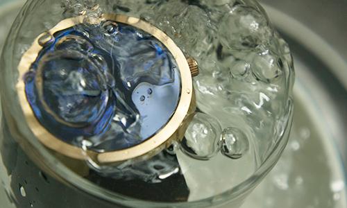 高級時計 防水性能