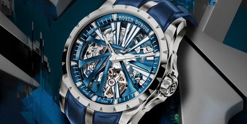 速報!2020年ロジェデュブイ新作モデルを発表!by Watches & Wonders Geneve