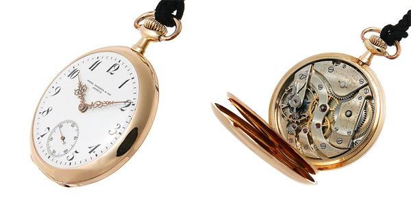 パテックフィリップ 懐中時計 アンティーク