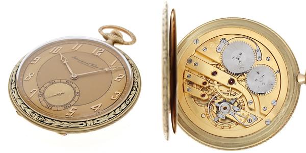 IWC アンティーク 懐中時計