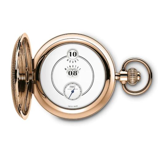 IWC 懐中時計
