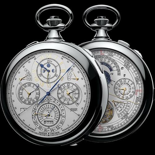 ヴァシュロンコンスタンタン 懐中時計