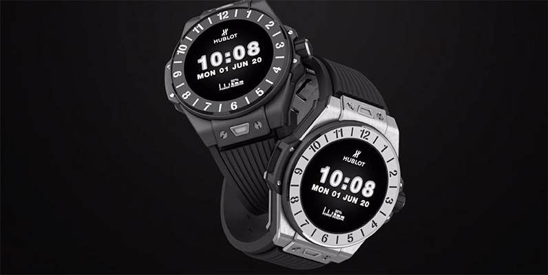 ウブロの新型スマートウォッチ ビッグバンeってどんな時計?