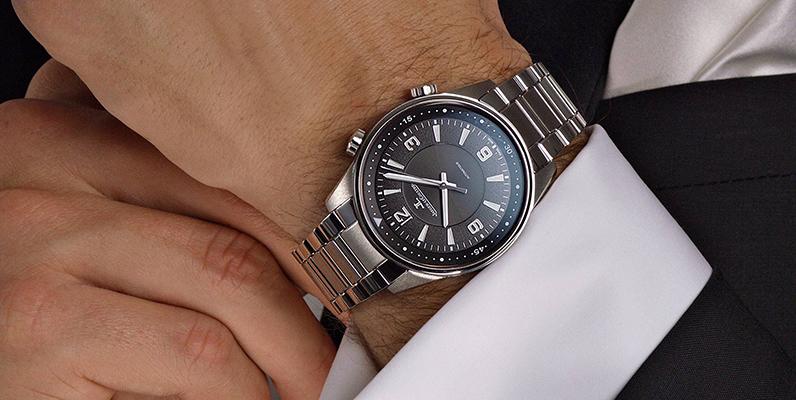 ジャガールクルト ポラリス。紳士の時計ブランドが放つスポーツウォッチとは?