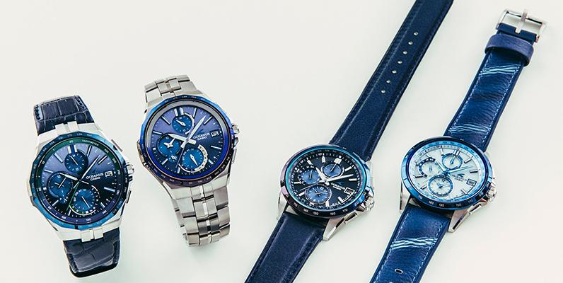 カシオ オシアナス 30代のビジネスマンにオススメしたい最新薄型時計