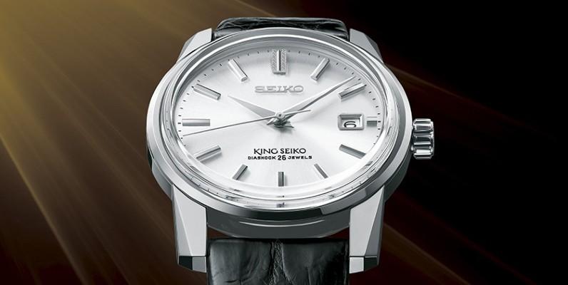 キングセイコー「KSK」復活!創業140周年にセイコーが蘇らせる国産腕時計の名手とは?【2021年新作】